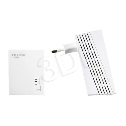 TP-LINK TL-WPA2220KIT Powerline 200Mb/s 2szt. 2x100Mb/s