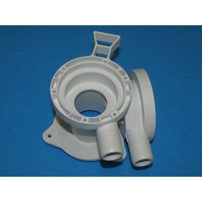 Obudowa pompy odpływowej do pralki - KORPUS (587428)