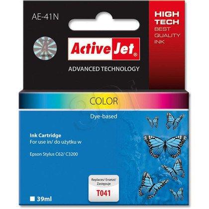 ActiveJet AE-41N (AE-41) tusz kolorowy pasuje do drukarki Epson (zamiennik T041)