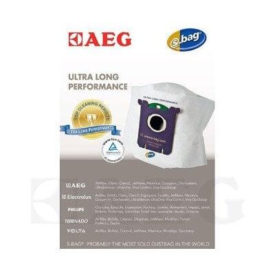 Worek do odkurzacza GR01 AEG 4szt. (+filtr) (9001670117)