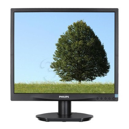 "Monitor Philips 19S4QAB/00 LED 19"" SXGA IPS czarny"
