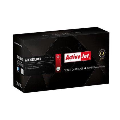 ActiveJet ATX-6180BXN czarny toner do drukarki laserowej Xerox (zamiennik 113R00726) Premium