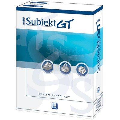 INSERT SUBIEKT GT