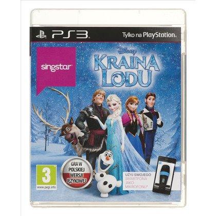 Gra PS3 SingStar Kraina Lodu