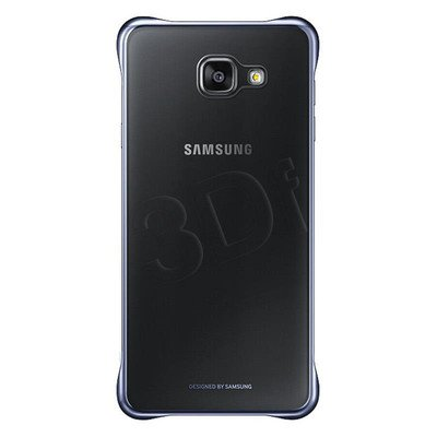 "Samsung Etui do telefonu Clear Cover 4,7"" Galaxy A3 czarne"