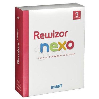 INSERT Rewizor nexo 3 STANOWISKA (BOX)