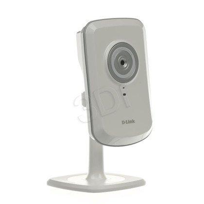 D-LINK [DCS-930L] Kamera IP kierunkowa [wewnętrzna] [0,3 Mega-Pixel] [MJPEG] [mydlink,WIFI]