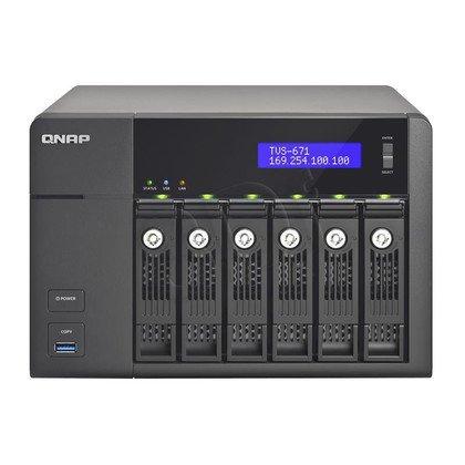 QNAP serwer NAS TVS-671 Tower