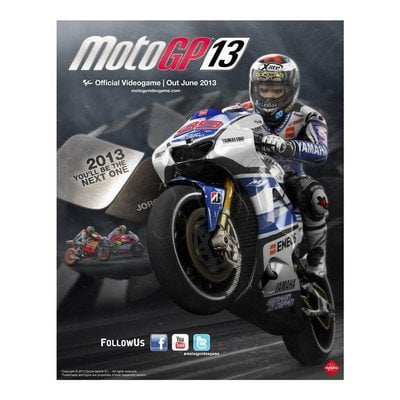 Gra PC MotoGP 13 (klucz do pobrania)