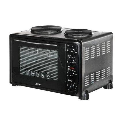 Mini piekarnik z kuchnią elektr. MPM MPE-04T