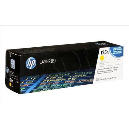 HP Toner Żółty HP125A=CB542A, 1400 str.