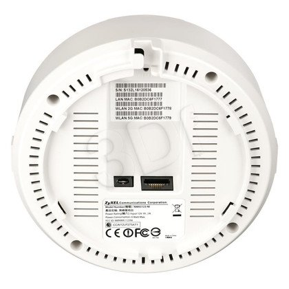 ZyXEL NWA5123-NI N150 2,4/5GHz Unified Access Point