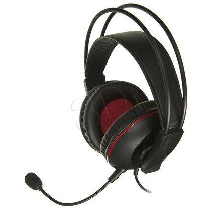 Słuchawki Asus Cerberus nauszne z mikrofonem 90YH0061-B1UA00