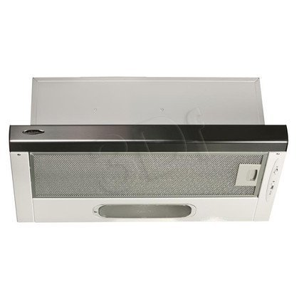 Okap Teleskpowy Akpo WK-7 LIGHT ECO 50 INOX (Inox 152m3/h 500mm)