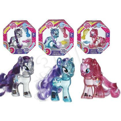 MLP MY LITTLE PONY BROKATOWE KUCYKI HASBRO B0357