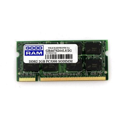 GOODRAM SO-DIMM DDR2 2048MB PC667
