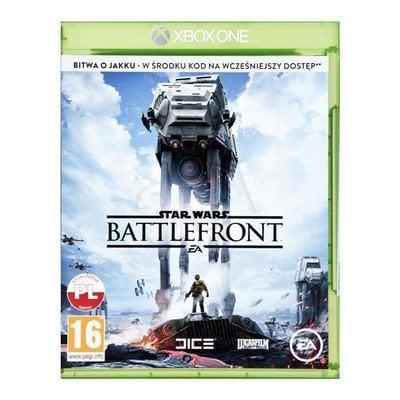 Gra Xbox ONE Star Wars Battlefront + Bitwa o Jakku