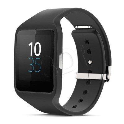 Smartwatch SONY MOBILE 3 SWR50 1287-4372 czarny