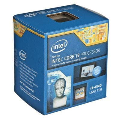 PROCESOR CORE i3 4340 3.6GHz LGA1150 BOX