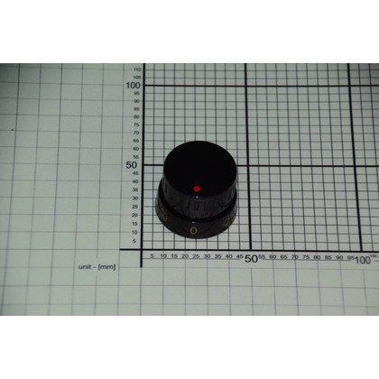 Pokrętło scandium15 9453 czarne (9046183)
