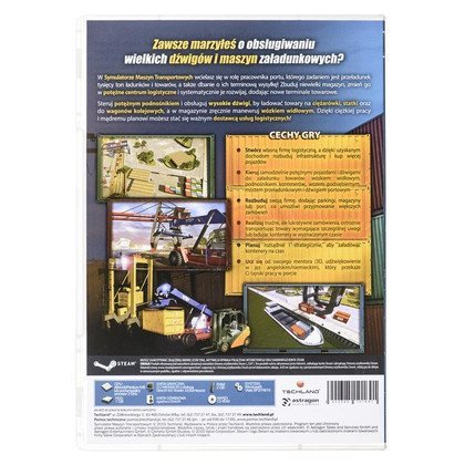 Gra PC Klasyka Symulatorów: S. Maszyn Transport