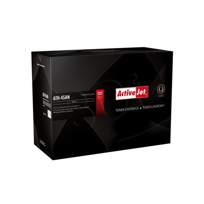 ActiveJet ATH-45AN czarny toner do drukarki laserowej HP (zamiennik 45A Q5945A) Premium