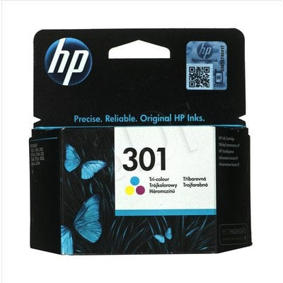 HP Tusz Kolor HP301=CH562EE, 165 str., 3 ml