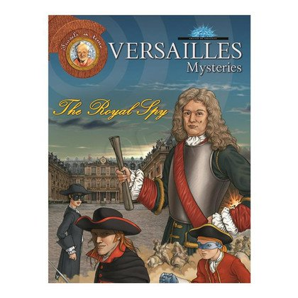 Gra PC Versailles Mysteries: Oscar and the Athanor (klucz do pobrania)