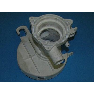 Obudowa pompy odpływowej do pralki (587632)