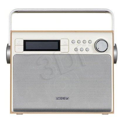 Radio przenośne Philips AE5020/12 złoto-srebrny