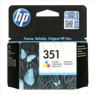 HP Tusz Kolor HP351=CB337EE, 170 str., 3.5 ml