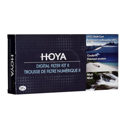FILTR HOYA 37mm DIGITAL FILTER KIT (zestaw)