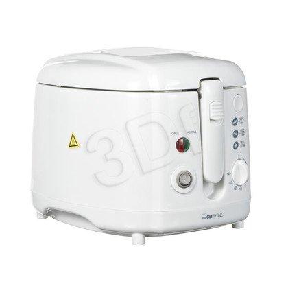Frytkownica Clatronic FR 3390 (2l 1800W Biały)
