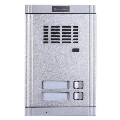 Panel domofonowy WL-02NE-2 Zewnętrzny z 2 przyciskami