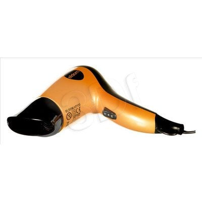 Suszarka ELDOM HT130 (1200W/czarno-pomarańczowy)