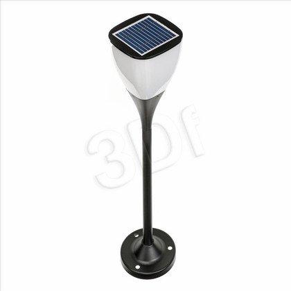 Lampa solarna Dioda LED ESL10 Czarny