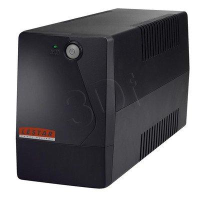 LESTAR UPS A-650 600VA AVR 4XIEC BLACK