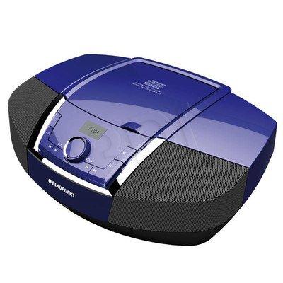 Boombox Blaupunkt BB12BL Niebiesko-czarny