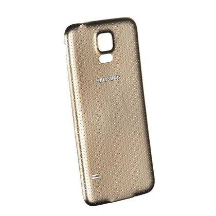 """Samsung Etui do telefonu 5,1"""" Galaxy S5 złote"""