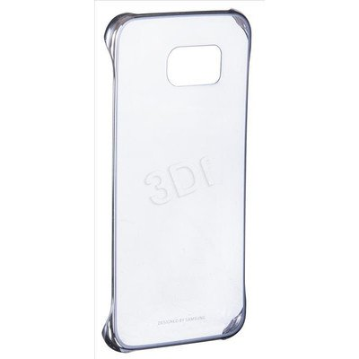 SAMSUNG  CLEAR COVER DO S6 SREBRNY