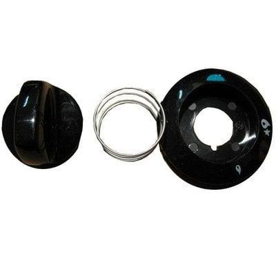 Zespół pokrętła palnika czarne G601.00/09.03.01 (9006093)