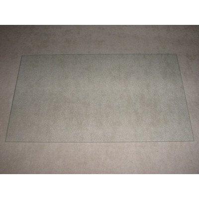 Półka szklana nad pojemnik 52x30 cm (F27C002A9)