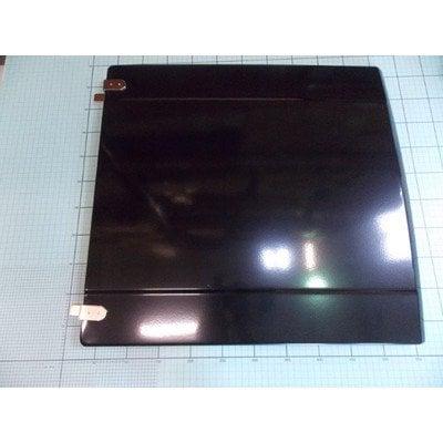 Nakrywa czarna lakierowana 49.5x54 cm (9052642)