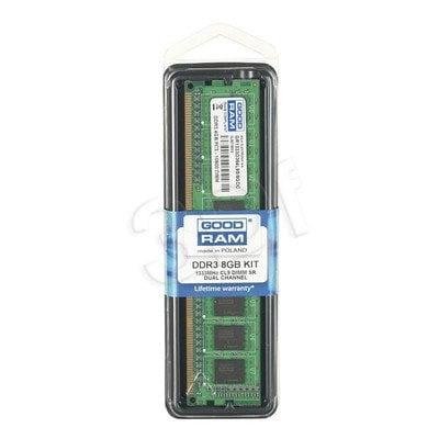 Goodram DDR3 DIMM 8GB 1333MT/s (1x8GB)