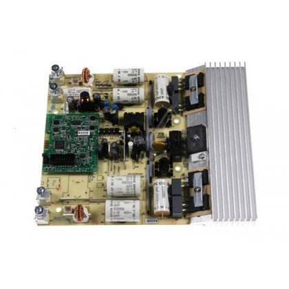 Moduł elektroniczny płyty indukcyjnej lewy Whirlpool (480121100391)