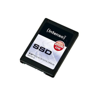 Dysk SSD Intenso TOP 256GB SATA III 512MB