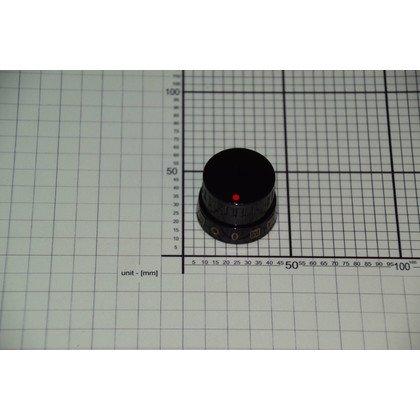 Pokrętło scandium15 10653 czarne (9050639)
