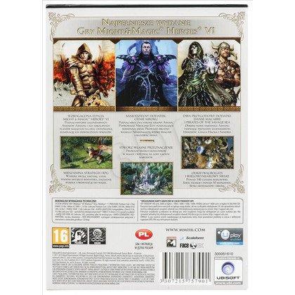 Gra PC EXCLU Might & Magic Heroes VI Complete Ed.