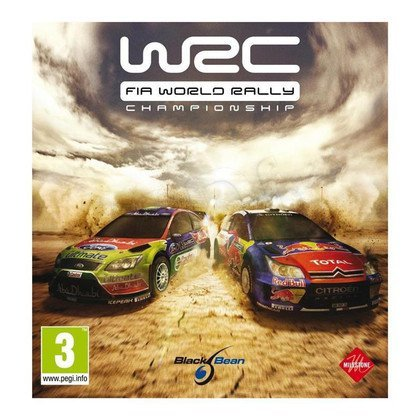 Gra PC WRC (klucz do pobrania)
