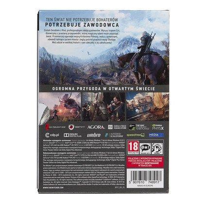 Gra PC Wiedźmin 3 Dziki Gon
